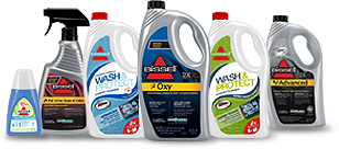 Bissell Cleaning Solutions
